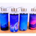300ml Glas Sport Wasserflasche Stock Sport Glasflasche