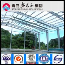 Cubierta de acero prefabricada (SSW-23)
