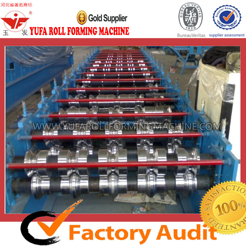 Popular Floor Deck Roll Forming Machine