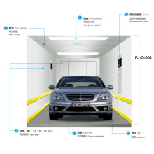 China Car Elevator / Lift (pièces) Fabricant Usagé Technologie Japon (FJHQ2000-1)