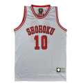 Long Style Mesh Tank Top for Ball Fans