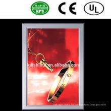 СИД тонкая светлая Коробка рекламируя знак рекламный щит