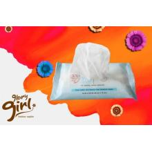 OEM Alcohol Free Wet Wipes For Face