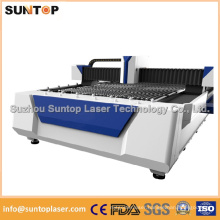 Sheet Metal Fiber Laser Cutting Machine for Advertising Industry/Laser Metal Cutting Machine