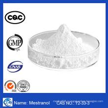 Самый продаваемый номер CAS: 72-33-3 Estrogen Mestranol