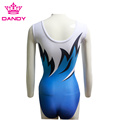 Women Ladies Bodysuit Stretch Gymnastics Leotard