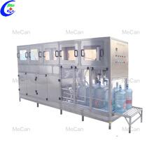 Equipamento de enchimento automático completo da água potável de 5 galões