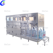 Equipo de llenado automático de agua potable de 5 galones