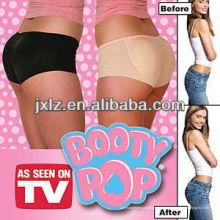 Caliente Sexy Booty Pop Bragas como se ve en la televisión