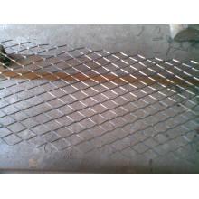 Grille de brique galvanisée creuse à chaud 0.3mm Epaisseur