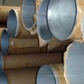 Tubo de alumínio extrudado 6061 T6 para processamento mecânico