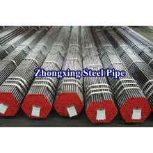 DIN1629/DIN2448 St52 Cold Drawn Low Alloy Seamless Steel Pipe