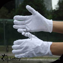 SRSAFETY inspection gloves white