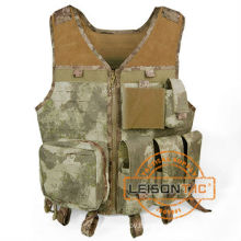 Camouflage vest Tactical vest assault gear army vest ISO and SGS Standard