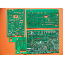 Immersion Gold 0.5 - 6oz Single Sided Non-halogen Led Pcb Board Assembly