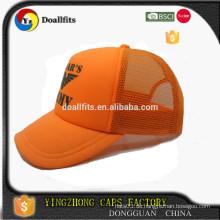 Heißer Verkauf Druck-Fernlastfahrer-Kappe preiswerte Fernlastfahrerkappe