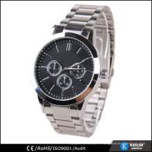 Cadran de montre de haute qualité, montre genez japan movt quartz