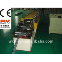 Passed certification CE& ISO Galvanized Steel PU Roller Shutter door Machine