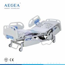Компания AG-BY101 АБС изголовье объединенная медицинская регулируемая кровать бариатрическая стационарного больного для продажи