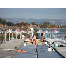 High Flexible Rubber Roofing Materials / Rubber Waterproof Sheet/ Rubber Waterproof Membrane for Subway / Building Materials