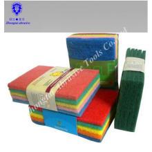 чистящие средства, содержащие абразивные губки , абразивные губки
