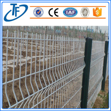 Peach shaped post fence panel for Canada countries