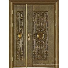 Entrada de la puerta de hierro de la puerta antibalas a prueba de explosiones (EP004)
