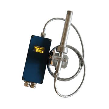 Graphitofenpyrometer Wärmebehandlung Metallurgie