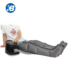 home use Lymph edema pain relief recovery boots  air compression foot leg massager full body massage machine