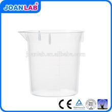 JOAN LAB Hot Sale 30ml PP Beitère de mesure en plastique pour usage de laboratoire