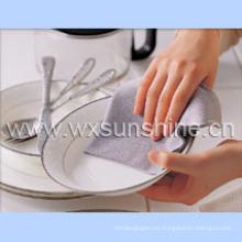 Paño de limpieza de cocina de microfibra (SK001)