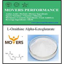 Fornecimento Suplemento Nutricional de Alta Qualidade L-Ornitina Alfa-Cetoglutarato (2: 1)