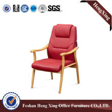 Wooden/Metal Leg Conference Meeting Board Room Office Chair (HX-CF108)