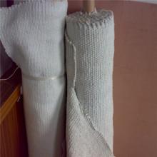 Aplicação de isolamento térmico Pano de fibra cerâmica