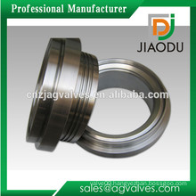 china manufacture forged chrome plated 1/8'' or 1/4'' 3/8'' or 1/2'' or 5/8'' or 3/4'' or 1'' customized brass valve seat insert