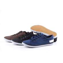 Men Shoes Leisure Comfort Men Canvas Shoes Snc-0215008