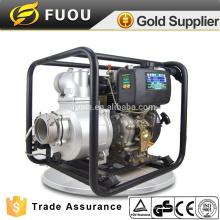 Großhandel gute Qualität kleine tragbare Diesel Wasserpumpe
