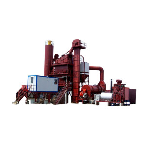 Asphalt  Batch Drum Mixer Plant Speco