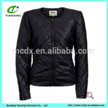 производитель в Китае горячей продажи дамы байкер мотоцикл куртка