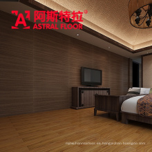 Vene Material Seda de seda Melamine Engineered Flooring Laminate Flooring (AY1706)