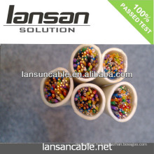 LANSAN Высокоскоростная телефонная кабельная система всех типов CE UL ISO APPROVAL