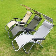Открытый Пляж Кемпинг Спинки Кресло Стул Пляжа С Подставкой Для Ног Пляж Складной Стул