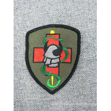 Quality Professional Clothing Label Embroidery Patch for Garment Accessory