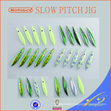 JML064 vertical jig fishing lures fishing metal lure saltwater jigging lures