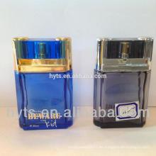 botella de perfume de color reciclado de 35 ml