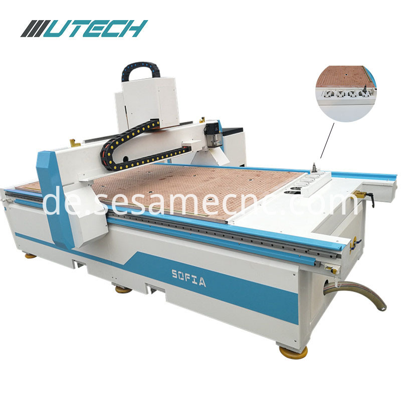 9KW Spindle ATC CNC Router Machine