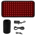 28W 660nm 850nm red light belt therapy