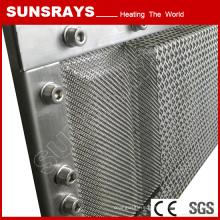 Drying Radiation Burner for Food Processing