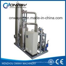 Muito Alta Eficiente Menor Energia Consumpiton Mvr Evaporador Mecânico Vapor Compressor Máquina Mecânica Vapor Compressão