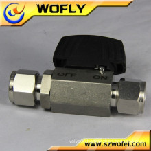 Alibaba wholesale Shut off gas 1/4 ball valve